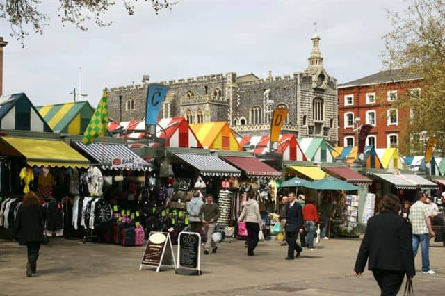 Reasons Why You Should Start A Business In Norwich