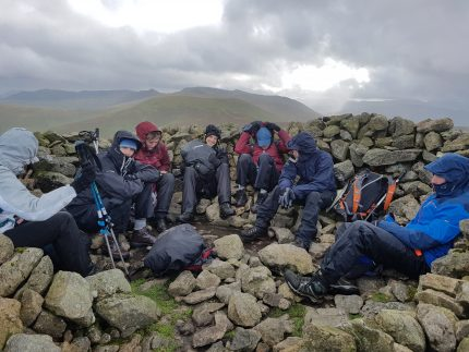24 Peaks Charity Event