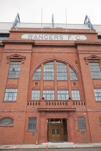 Rangers F.C grounds