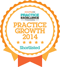 Practice Growth Excellence Award 2014