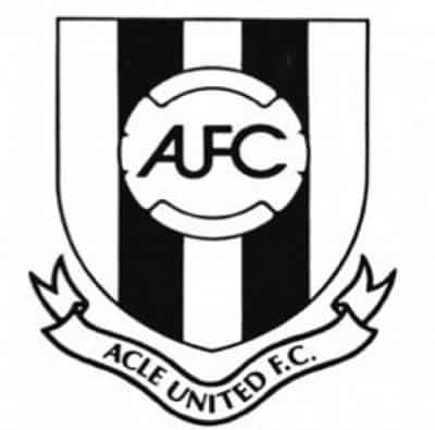Acle United Football Club Badge