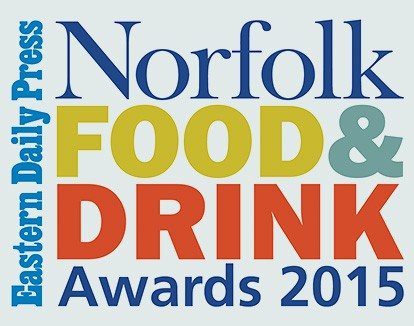 Norfolk Food and Drink Awards 2015 Logo