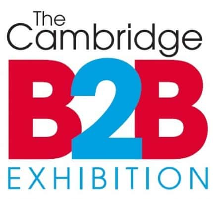The Cambridge B2B Exhibition Logo