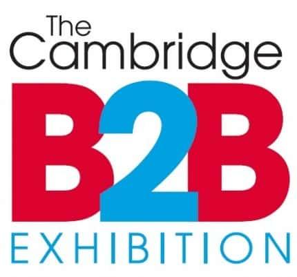 The Cambridge B2B Exhibition Logo