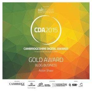 CDA15_BlogBusiness_Gold