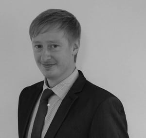 Mark Russell of Aston Shaw