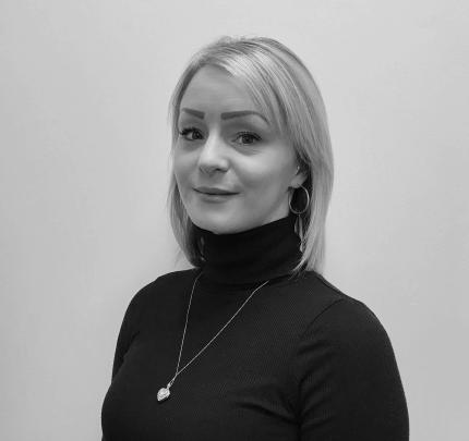 Photo of Vicki Sadler, Head Receptionist at Aston Shaw
