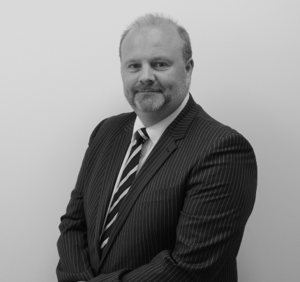 Photo of Justin Lavery, Head of Corporate Finance at Aston Shaw