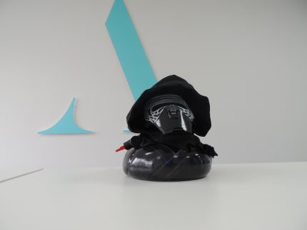 Aston Shaw Darth Vader duck Great Yarmouth duck race 2016