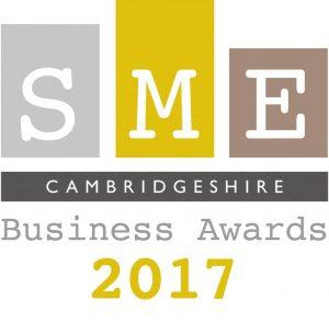 SME Cambridgeshire Business Award 2017 logo