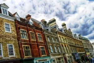 Cambridge High street