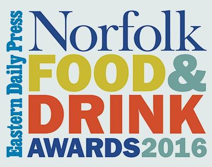 Norfolk food and drink awards 2016 sponsership