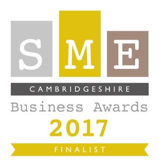 SME Cambridgeshire Business Awards 2017 Finalist Logo