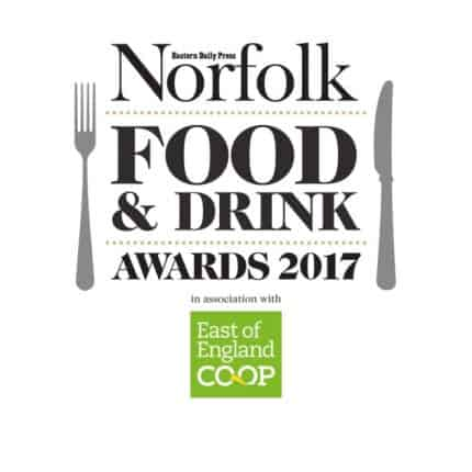 Norfolk Food & Drink Awards 2017 Logo