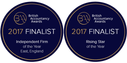 Independent Firm of the Year and Rising Star Badges