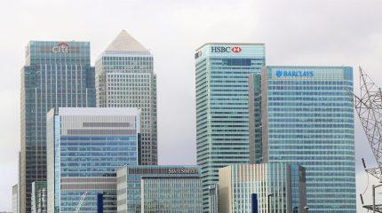 Photo of Canary Wharf