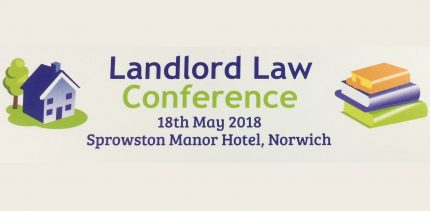Logo of Landlord Law Conference 2018