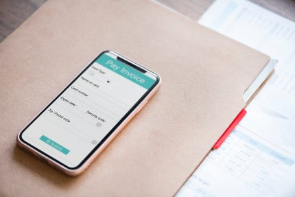 Technology in Accountancy - Accounting Software on Mobile Phone