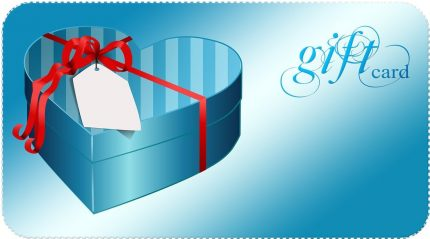 VAT on Gift Cards - Picture of Gift Card