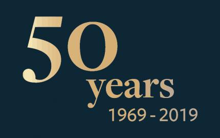 Aston Shaw 50 Years