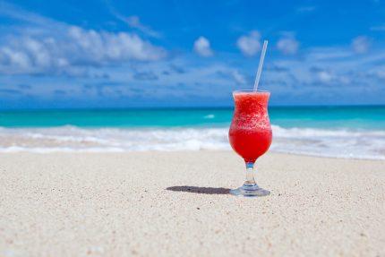Cocktail on Beach