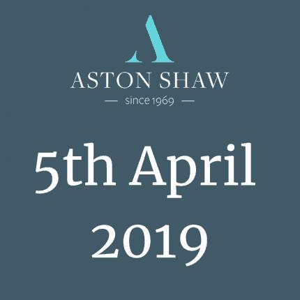 5th April 2019