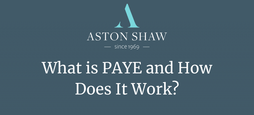 What is PAYE and How Does It Work?