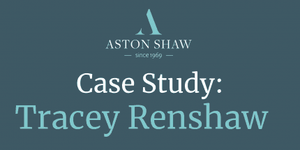 Case Study: Tracey Renshaw