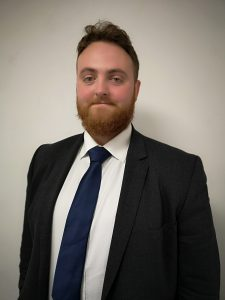 Photo of Rhys Carter, Account Manager in Aston Shaw's Cost Cutting Team