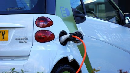 Photo of Electric Car Charging