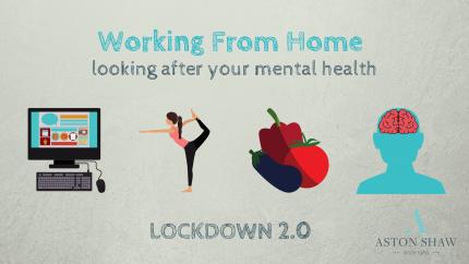 Aston Shaw Mental Health During Lockdown