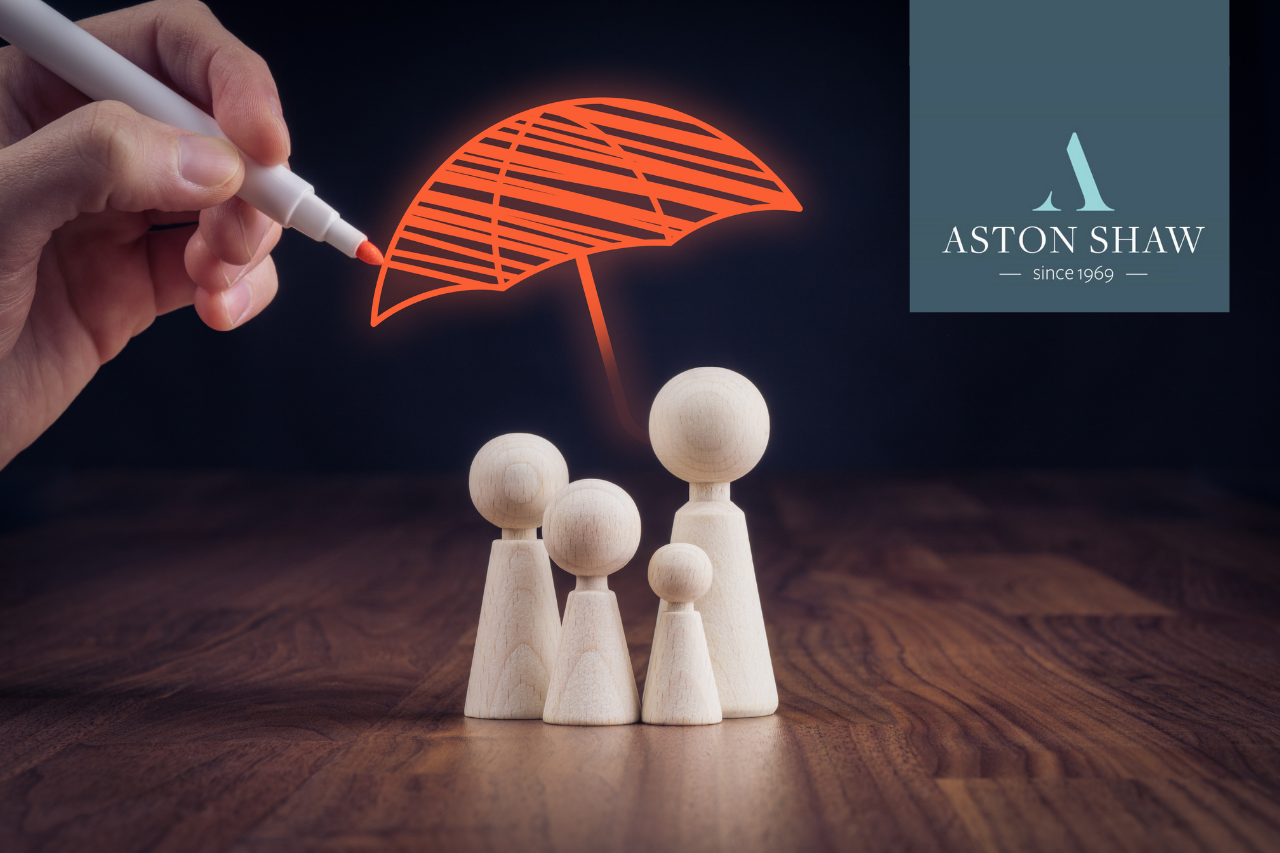 Income Protection Insurance at Aston Shaw